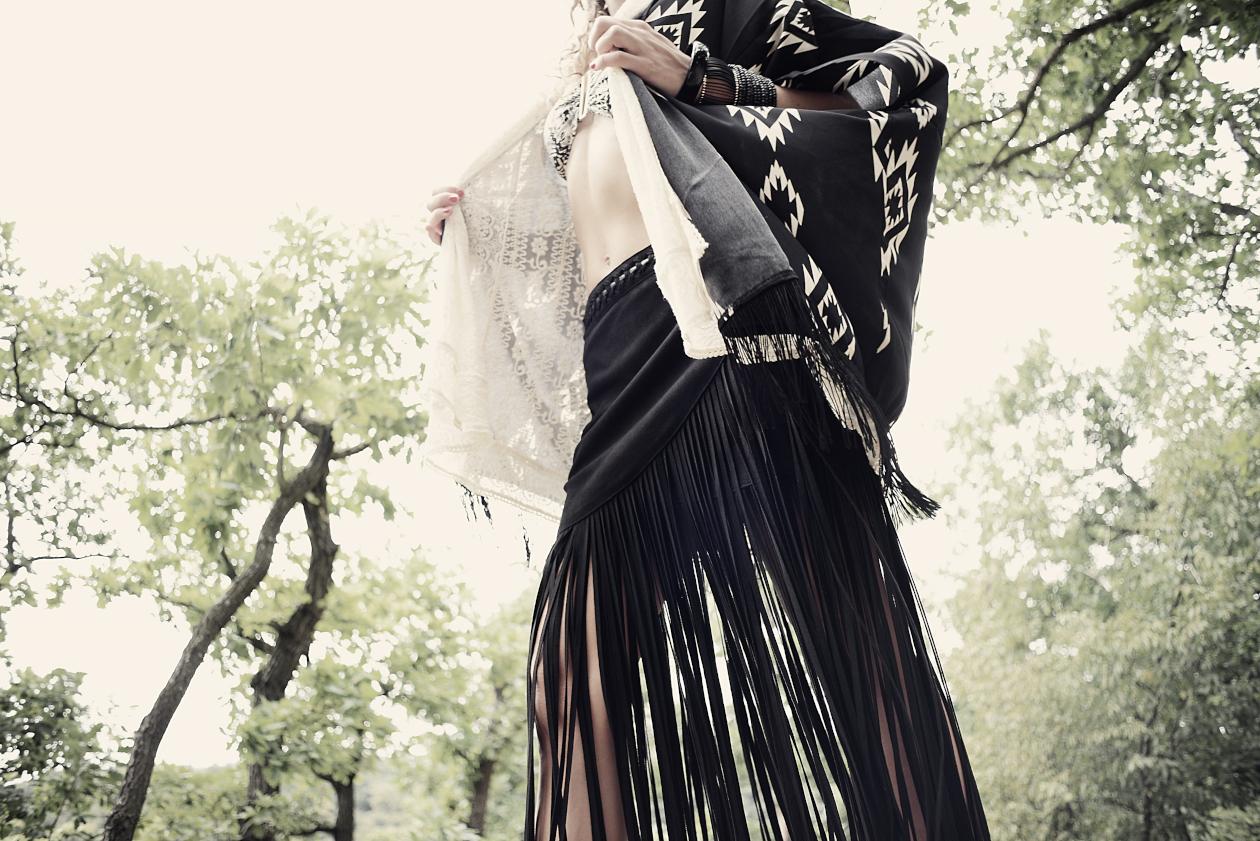 bohemian fashion editorial