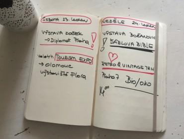 fashionzoom víkendový zápisník