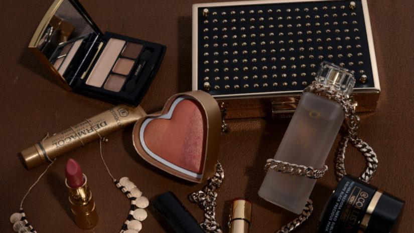 kosmetika zlatá