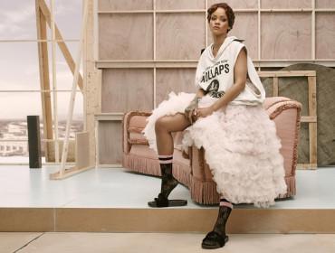 Rihanna ponožky