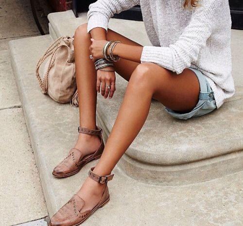 Čas krátkých šortek je tu  připravte své nohy na léto! - FASHION ZOOM 737d71959b