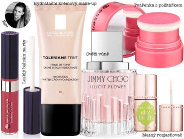 kosmetické tipy 2017