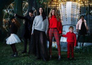 Vánoce H&M